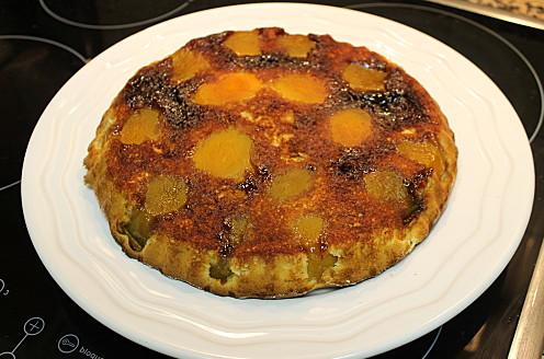 Gâteau aux Abricots dans C'est l'heure du goûter ! gateau-abricots11