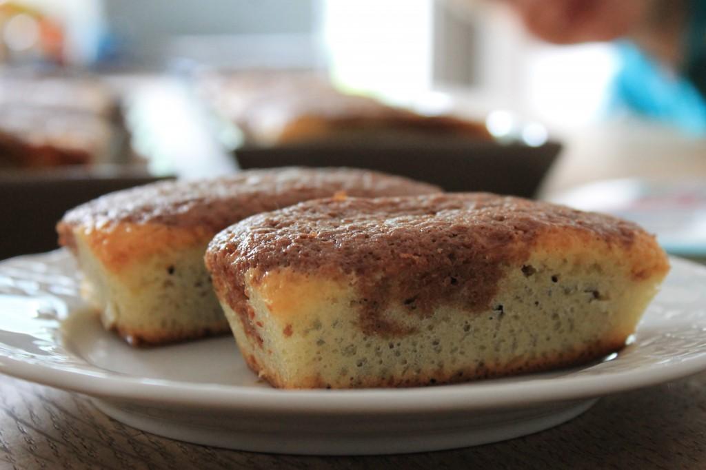 Petits cakes marbrés dans C'est l'heure du goûter ! img_5567
