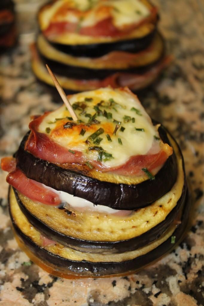 Feuilleté d'aubergine et Mozzarella dans Viandes, légumes ou Poissons, de quoi en faire un plat img_6010