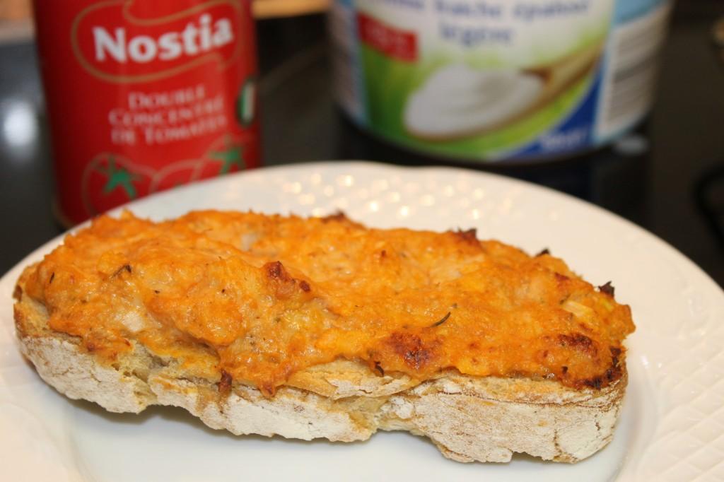 Tartines au thon dans Viandes, légumes ou Poissons, de quoi en faire un plat img_5998