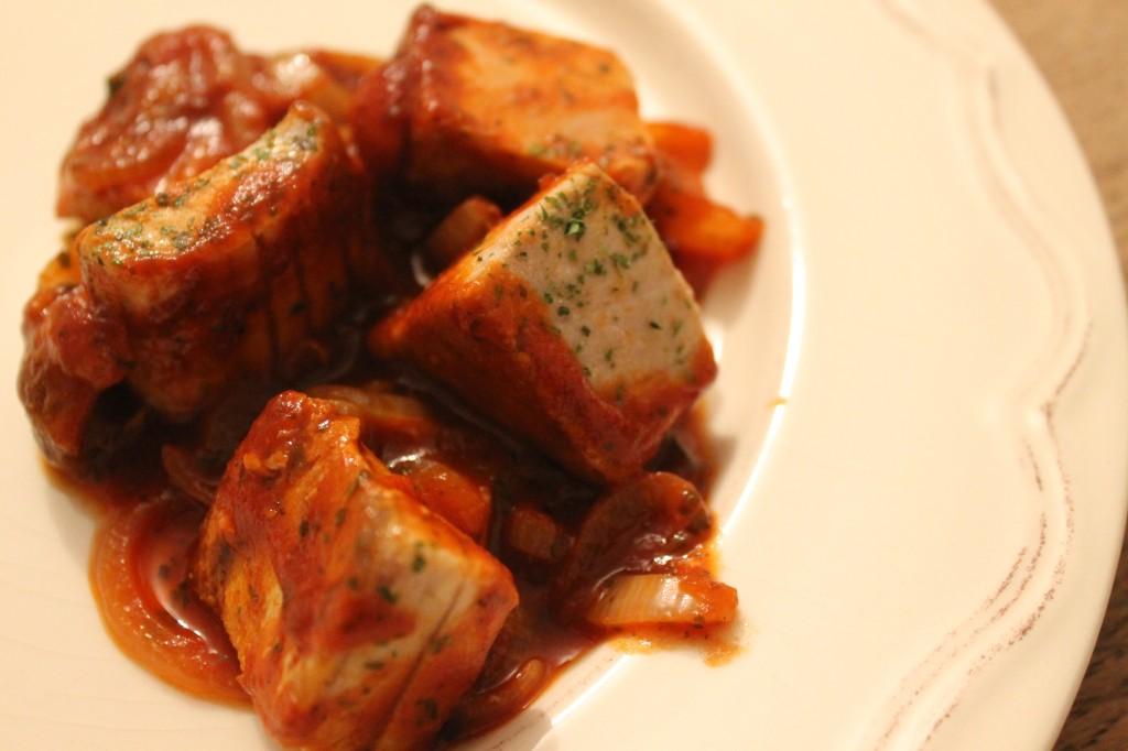 Tacos de thon et tomates piquantes dans Viandes, légumes ou Poissons, de quoi en faire un plat img_6646